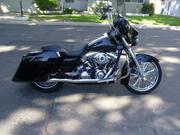 2008 - Harley-Davidson Touring Street Glide