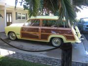 Ford Woodie 3.9L 3924CC 239